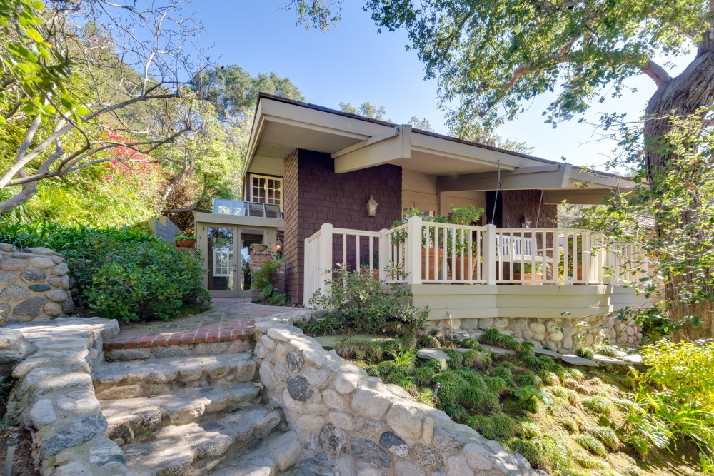 Rustic Canyon at its Best!